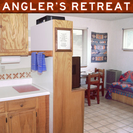 Enchanted Hideaway Angler's Retreat