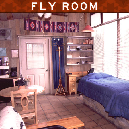 Enchanted Hideaway Fly Room