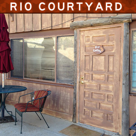Enchanted Hideaway Rio Courtyard